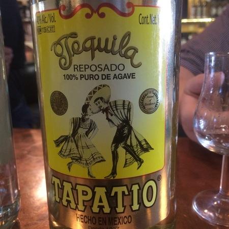 Tapatio Tequila Reposado NV (1000ml)