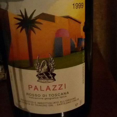 Tenuta di Trinoro Palazzi Rosso di Toscana Red Blend 1999