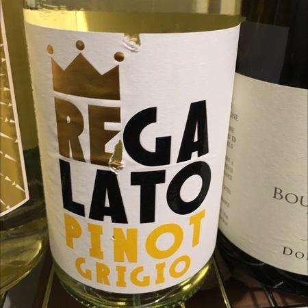 Regalato Pinot Grigio 2016