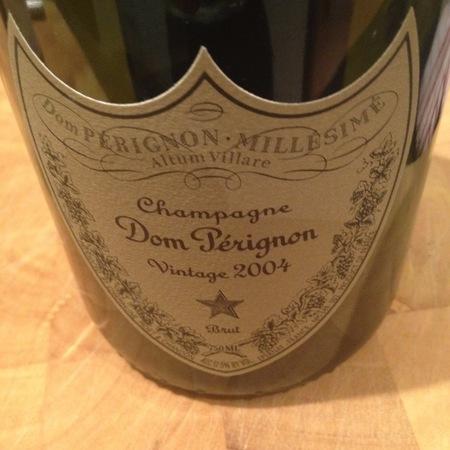 Dom Pérignon Brut Champagne Blend 2004