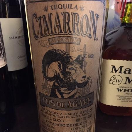 Cimarron Reposado Tequila NV (1000ml)
