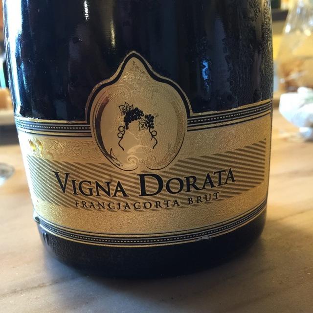 Franciacorta Brut Chardonnay NV