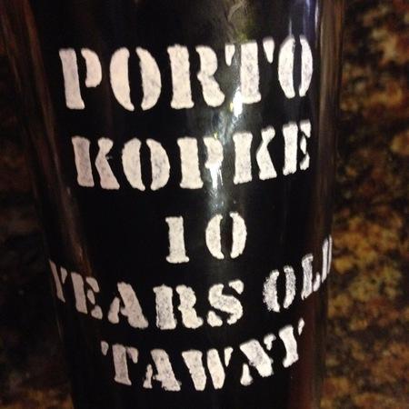 Kopke 10 Year Old Tawny Porto NV (375ml)