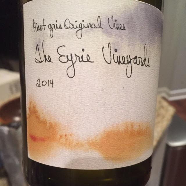 Original Vines Pinot Gris 2014