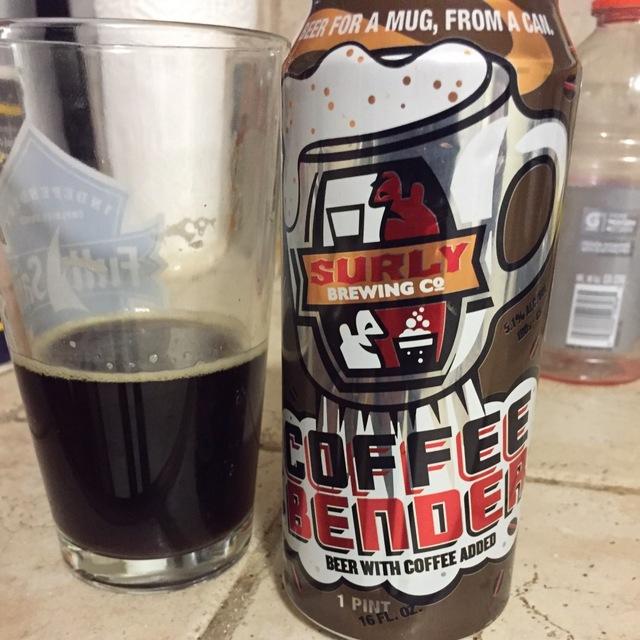 Coffee Bender  NV