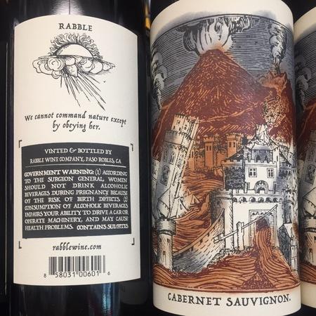 Rabble Wine Cabernet Sauvignon 2014