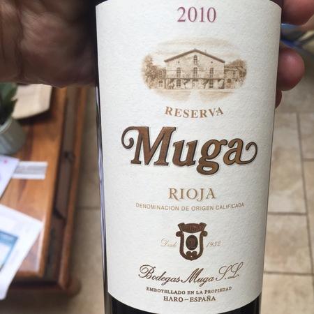Bodegas Muga Reserva Rioja Tempranillo 2013
