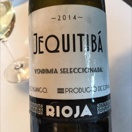 Olivier Rivière Jequitibá Rioja Viura 2014