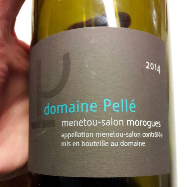 Menetou-Salon Sauvignon Blanc 2014