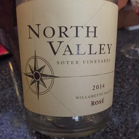 Soter Vineyards North Valley Willamette Valley Pinot Noir 2014