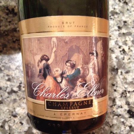 Charles Ellner Brut Réserve Champagne (1500ml)