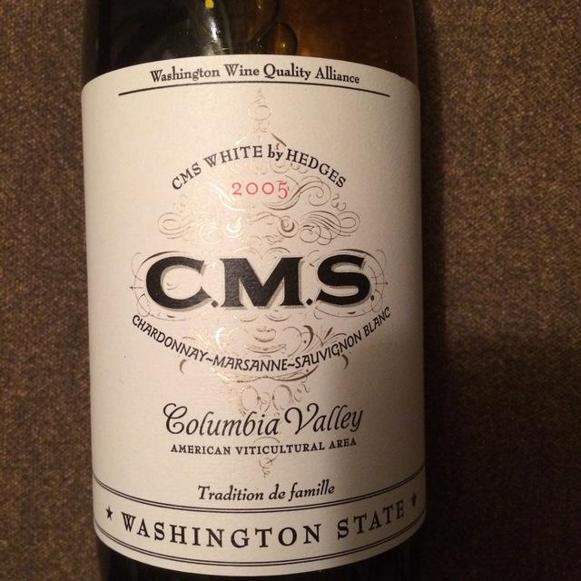 CMS White Blend 2015