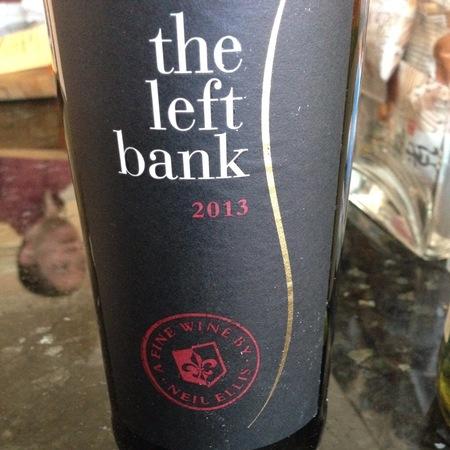 Neil Ellis The Left Bank Red Blend 2013