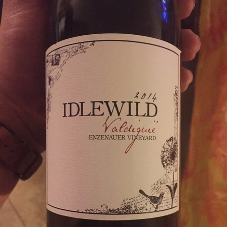Idlewild  Fox Hill Vineyard Cortese 2014
