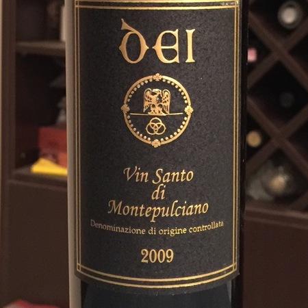 Azienda Agricola Dei Vin Santo di Montepulciano Malvasia Blend 2009