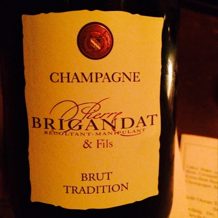 Pierre Brigandat Brut Tradition Champagne Blend NV