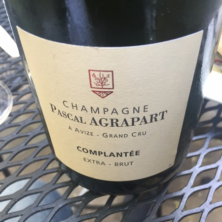 Agrapart & Fils (Pascal Agrapart) Complantée Grand Cru Extra Brut Champagne NV