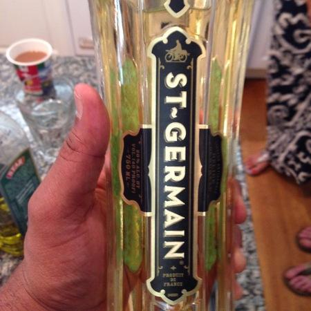 St. Germain Elderflower Liqueur  NV (375ml)