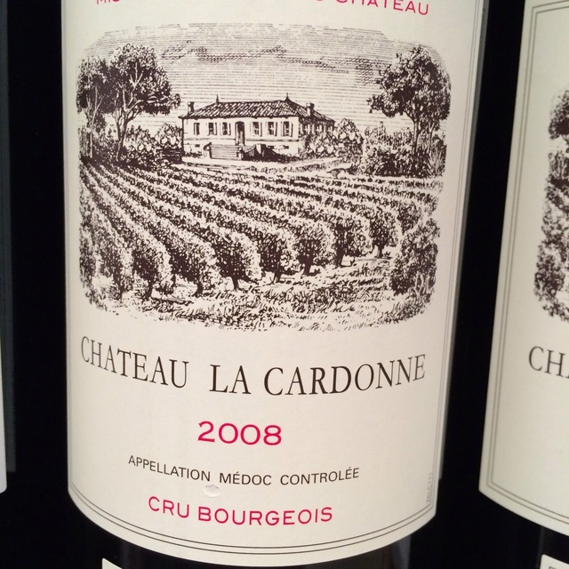 Médoc Red Bordeaux Blend 2008 (375ml)