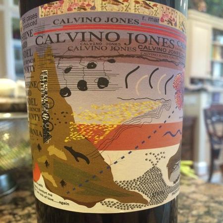 Calvino Jones Duncanshine Vineyard Zinfandel 2011