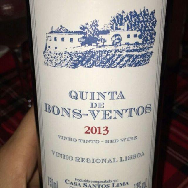 Quinta de Bons-Ventos Lisboa Red Blend 2013 (1500ml)