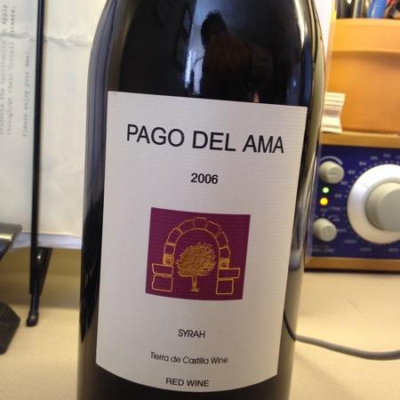Vinedos Cigarral de Santa Maria Pago Del Ama Syrah 2004