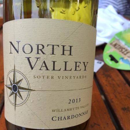 Soter Vineyards North Valley Chardonnay 2013