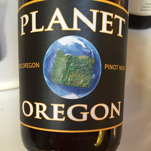 Planet Oregon Pinot Noir 2014
