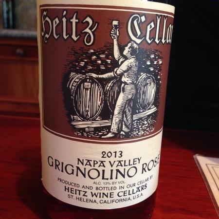 Heitz Cellar Napa Valley Grignolino Rosé 2016