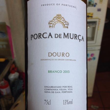 Real Companhia Velha Porca de Murça Douro Tinto Tinta Barroca Blend 2015