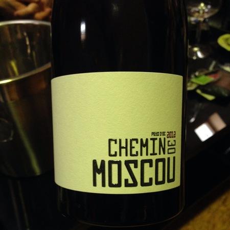 Domaine Gayda Chemin du Moscou Vin de Pays d'Oc Syrah Blend 2012