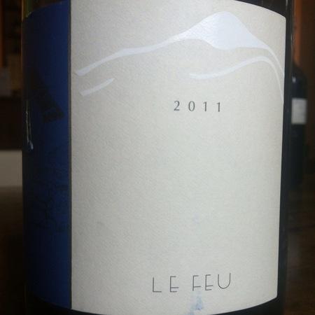 Domaine Belluard Le Feu Vin de Savoie Gringet  2015