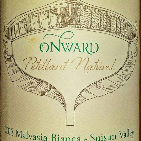 Onward Wines Pétillant Naturel Malvasia Bianca 2015