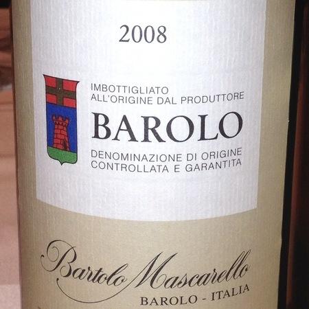 Cantina Bartolo Mascarello Barolo Nebbiolo 2012
