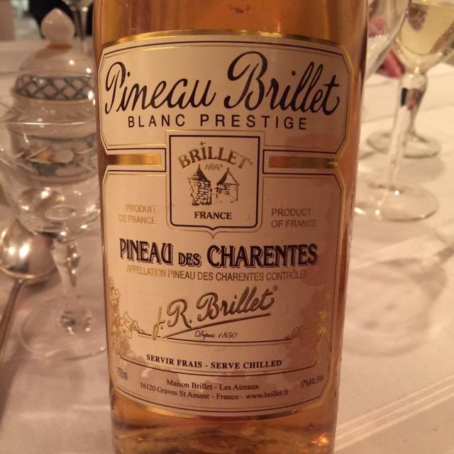 Blanc Prestige Pineau des Charentes  NV