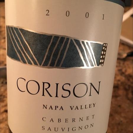 Corison Napa Valley Cabernet Sauvignon 2014