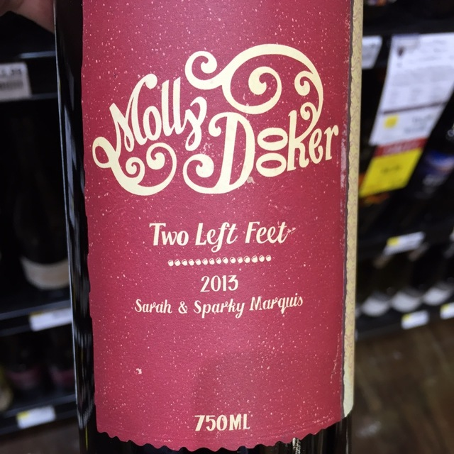 Two Left Feet Shiraz Blend NV