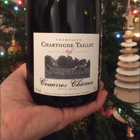 Chartogne-Taillet  Couarres Château Extra Brut Champagne Pinot Noir 2012