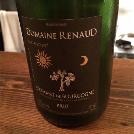 Domaine Renaud Brut Crémant de Bourgogne White Blend NV
