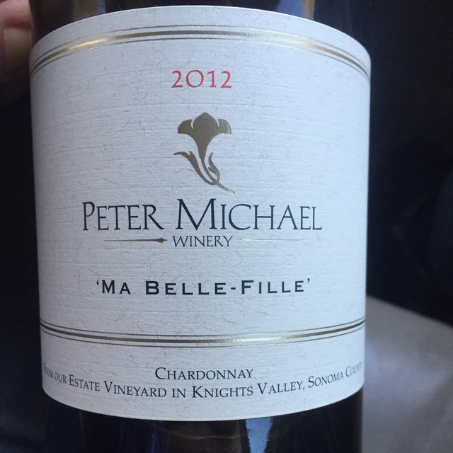 'Ma Belle-Fille' Sonoma County Chardonnay 2014