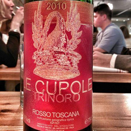 Tenuta di Trinoro Le Cupole Rosso Toscana Red Blend NV