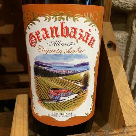 Agro de Bazán Granbazan Etiqueta Ambar Rías Baixas Albariño 2015