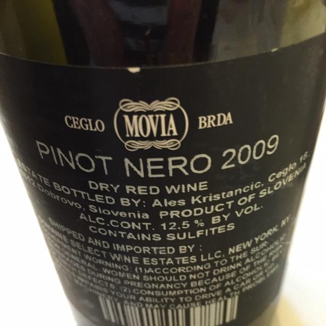 Pinot Nero 2009
