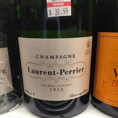 Laurent-Perrier Brut Champagne Blend NV