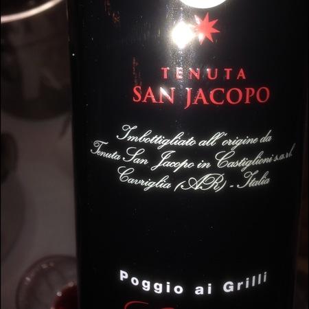 San Jacopo Poggio Ai Grilli Chianti Sangiovese 2015