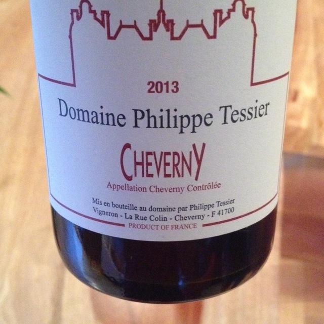 Cheverny Pinot Noir Blend NV