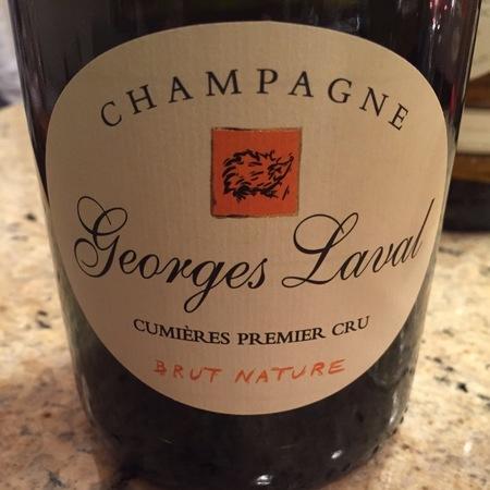 Georges Laval Brut Nature Cumières 1er Cru Champagne Blend 2010 (375ml)