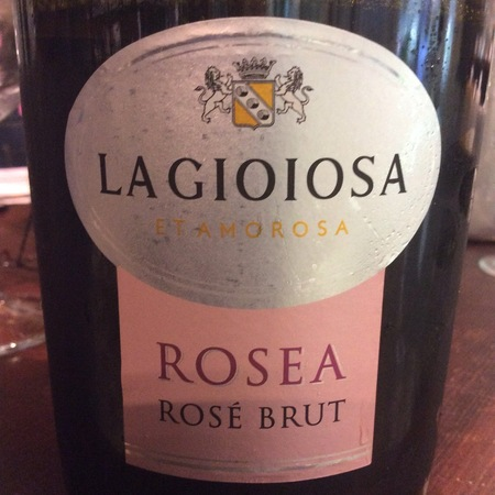 La Gioiosa Rosea Rosé Brut Prosecco NV