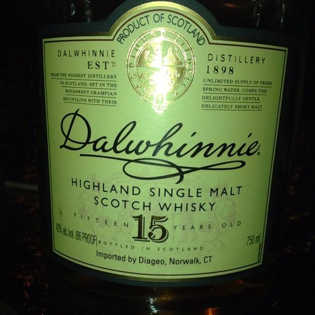 15 Years Old Highland Single Malt Scotch Whisky NV