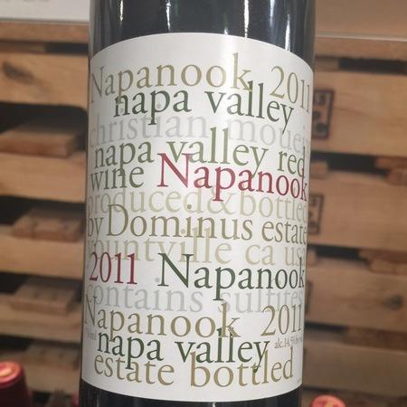 Dominus Estate Napanook Napa Valley Cabernet Sauvignon Blend 2014